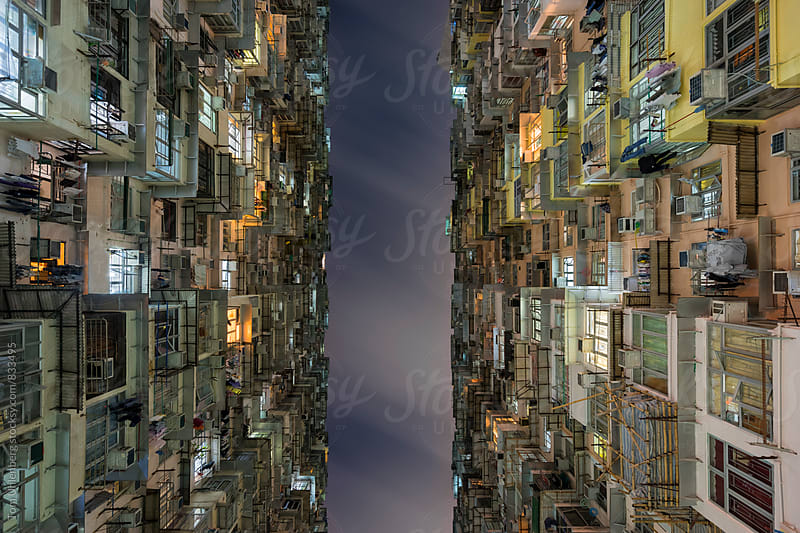 Living in Hong Kong by Tom Uhlenberg for Stocksy United