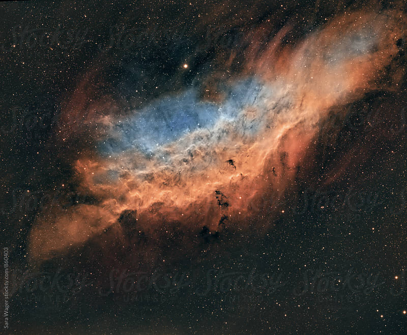 The California nebula by Sara Wager for Stocksy United