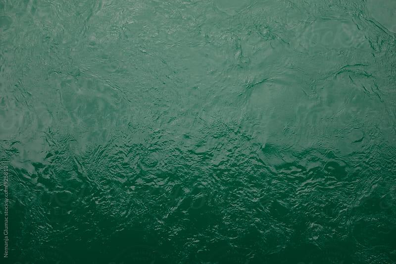 Amazingly Beautiful Green Colour of River Moraca in Montenegro by Nemanja Glumac for Stocksy United