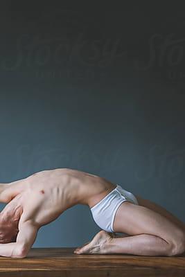 Relationship Body Art Gym Sex Gay Danger By Igor Madjinca Stocksy United