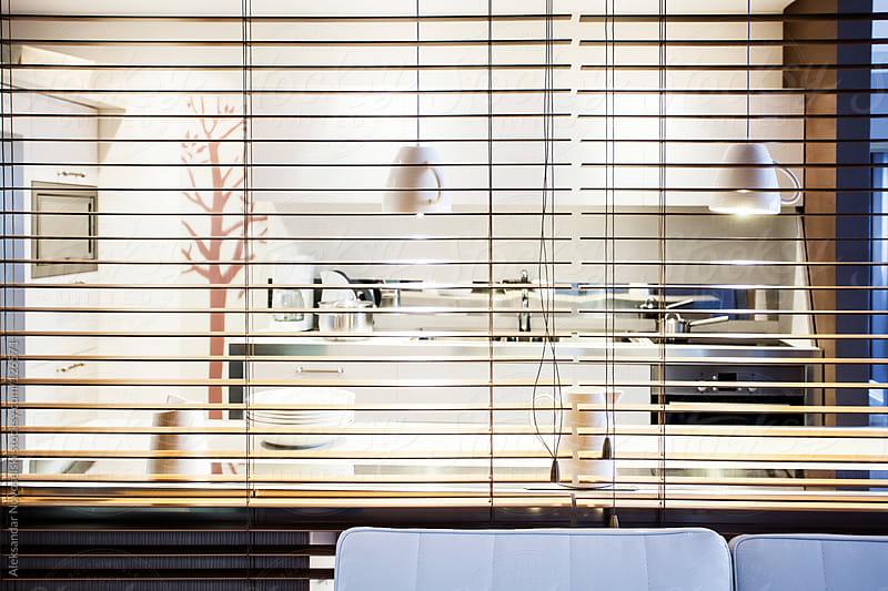 Contemporary interior by Aleksandar Novoselski for Stocksy United