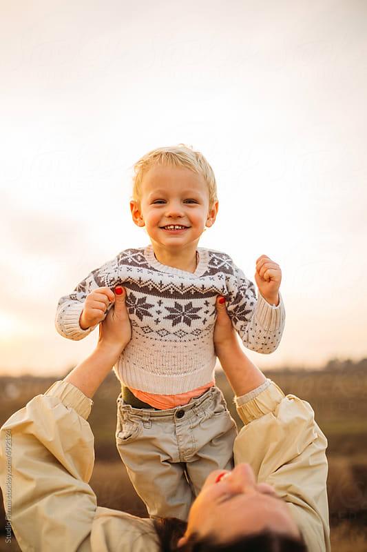 Happy little boy. by Studio Firma for Stocksy United