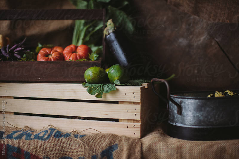 Farm To Table by Michael Tucker for Stocksy United