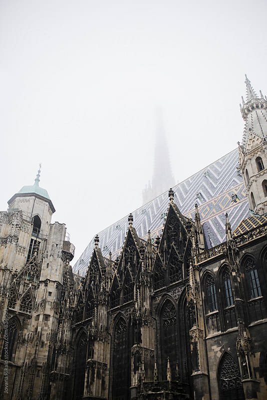 St. Stephen's Cathedral, Vienna by Jovana Rikalo for Stocksy United