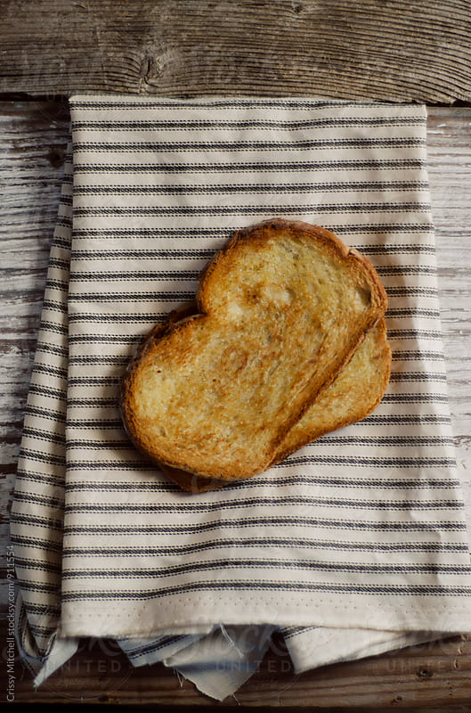 toast by Crissy Mitchell for Stocksy United