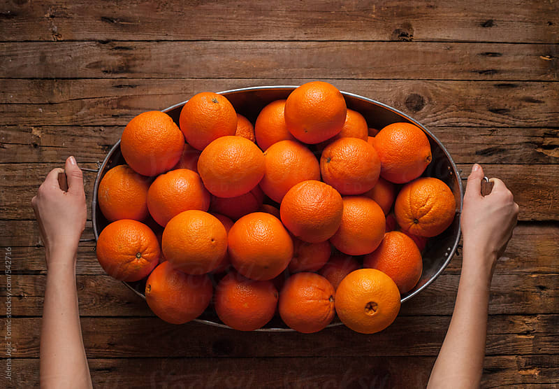 Oranges by Jelena Jojic Tomic for Stocksy United