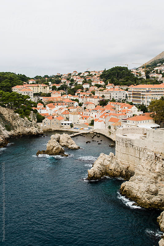 View across Dubrovnik, Croatia. by Thomas Pickard Photography Ltd. for Stocksy United