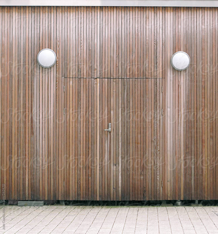 Modern Exterior Doors by Jose Coello for Stocksy United