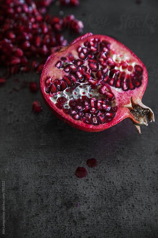 Pomegranate by Alie Lengyelova for Stocksy United