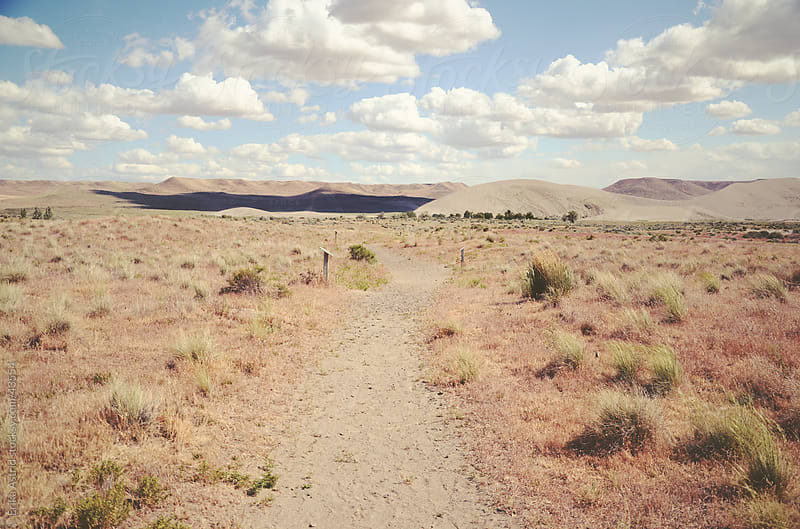 Road into the sky by Erika Astrid for Stocksy United