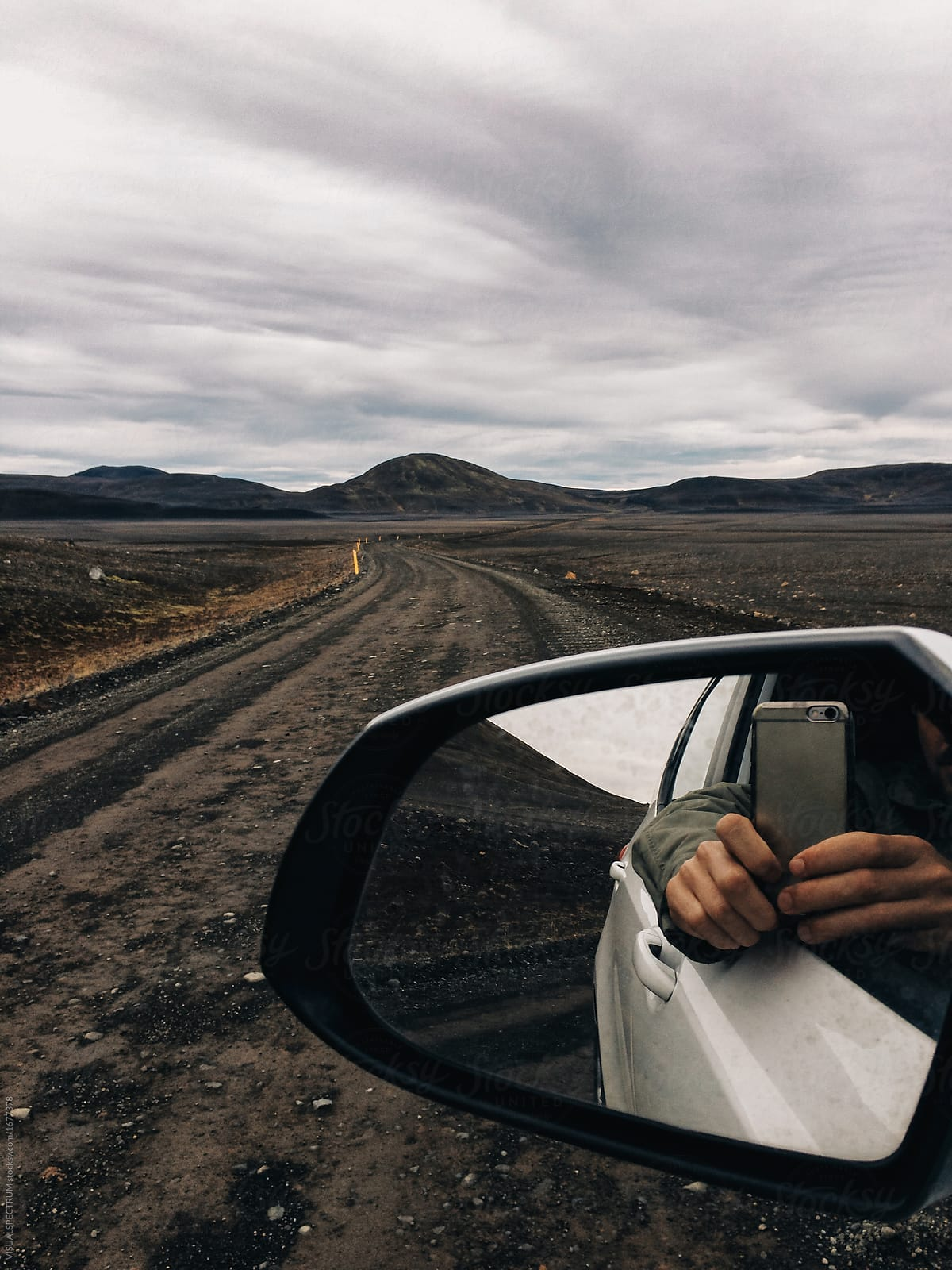 Cellphone Travel Photography On Iceland Road Trip By Visualspectrum Travel Photography Stocksy United
