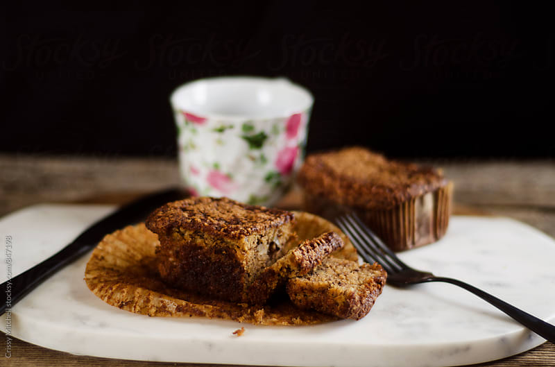 banana bread by Crissy Mitchell for Stocksy United