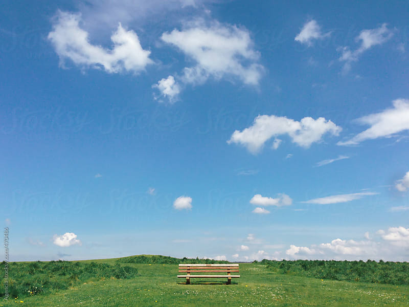 Serene Bench by Agencia for Stocksy United