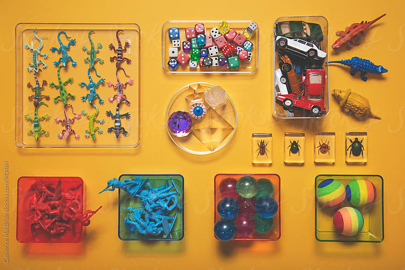 Tidy toys... by Catherine MacBride for Stocksy United