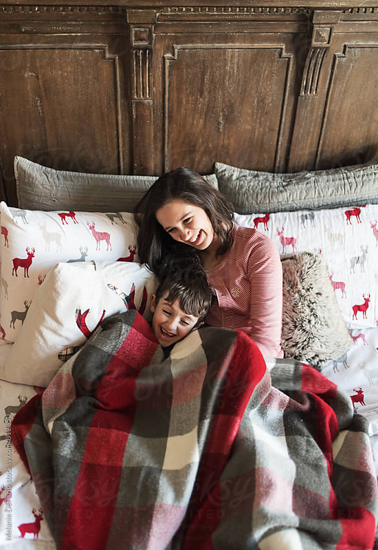 Snuggles by Melanie DeFazio for Stocksy United