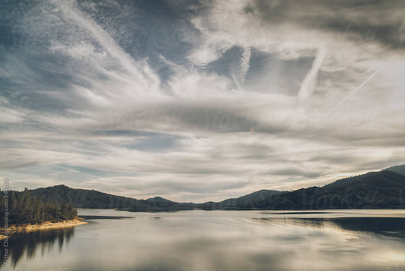 Whiskeytown Lake by Arthur Chang for Stocksy United