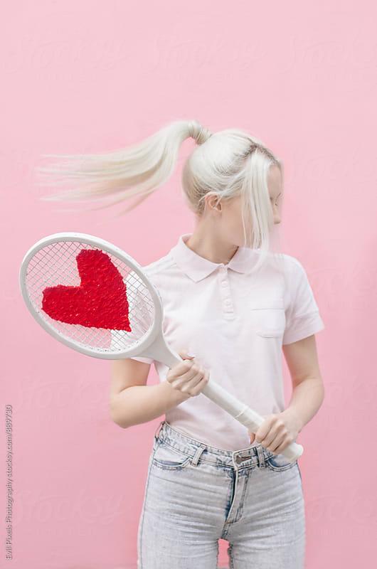 Let's play love by Branislava Živić for Stocksy United