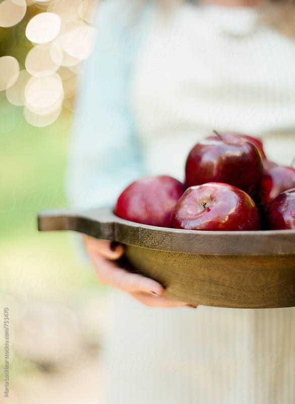 Apples by Marta Locklear for Stocksy United