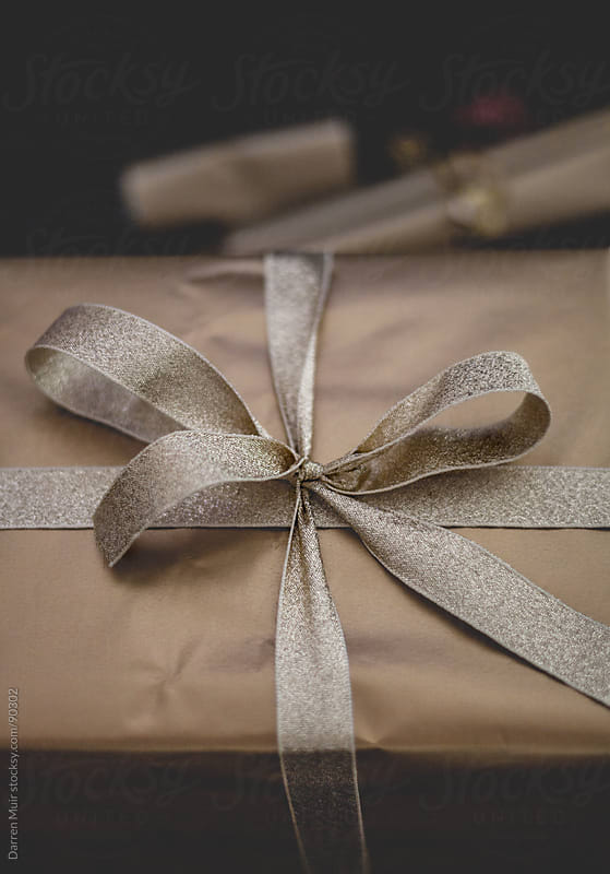 Gift wrapped. by Darren Muir for Stocksy United