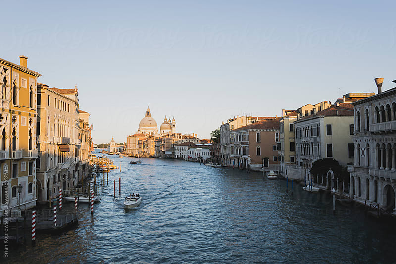 Fading Light on Venice by Brian Koprowski for Stocksy United