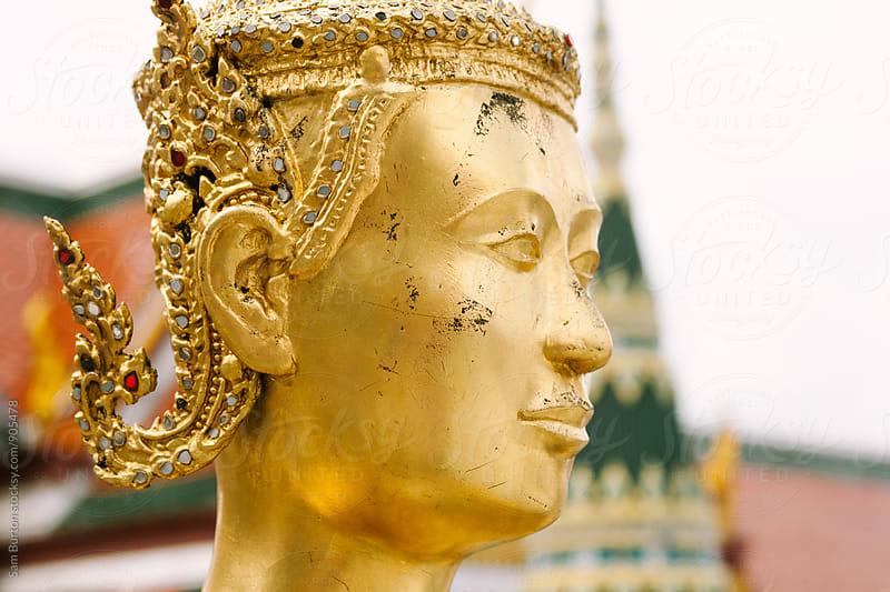 Buddha by Sam Burton for Stocksy United
