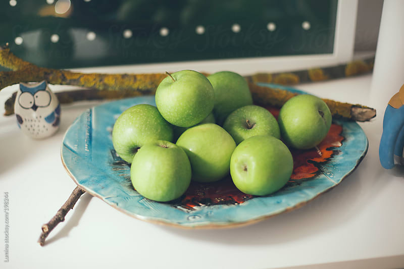 Green Apples by Lumina for Stocksy United