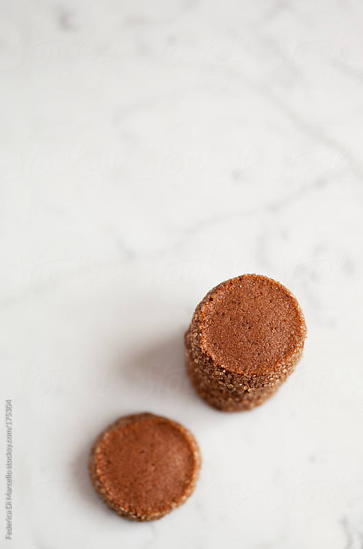 Diamond cookies  by Federica Di Marcello for Stocksy United