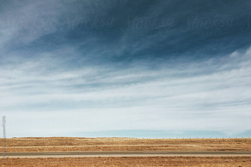The open plains by TJ Macke for Stocksy United