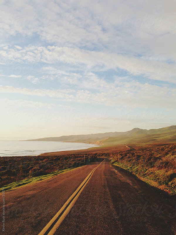 Coastal Road by Kevin Russ for Stocksy United
