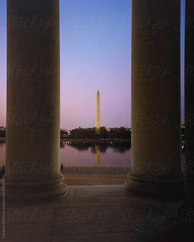 Washington DC by Cameron Whitman for Stocksy United