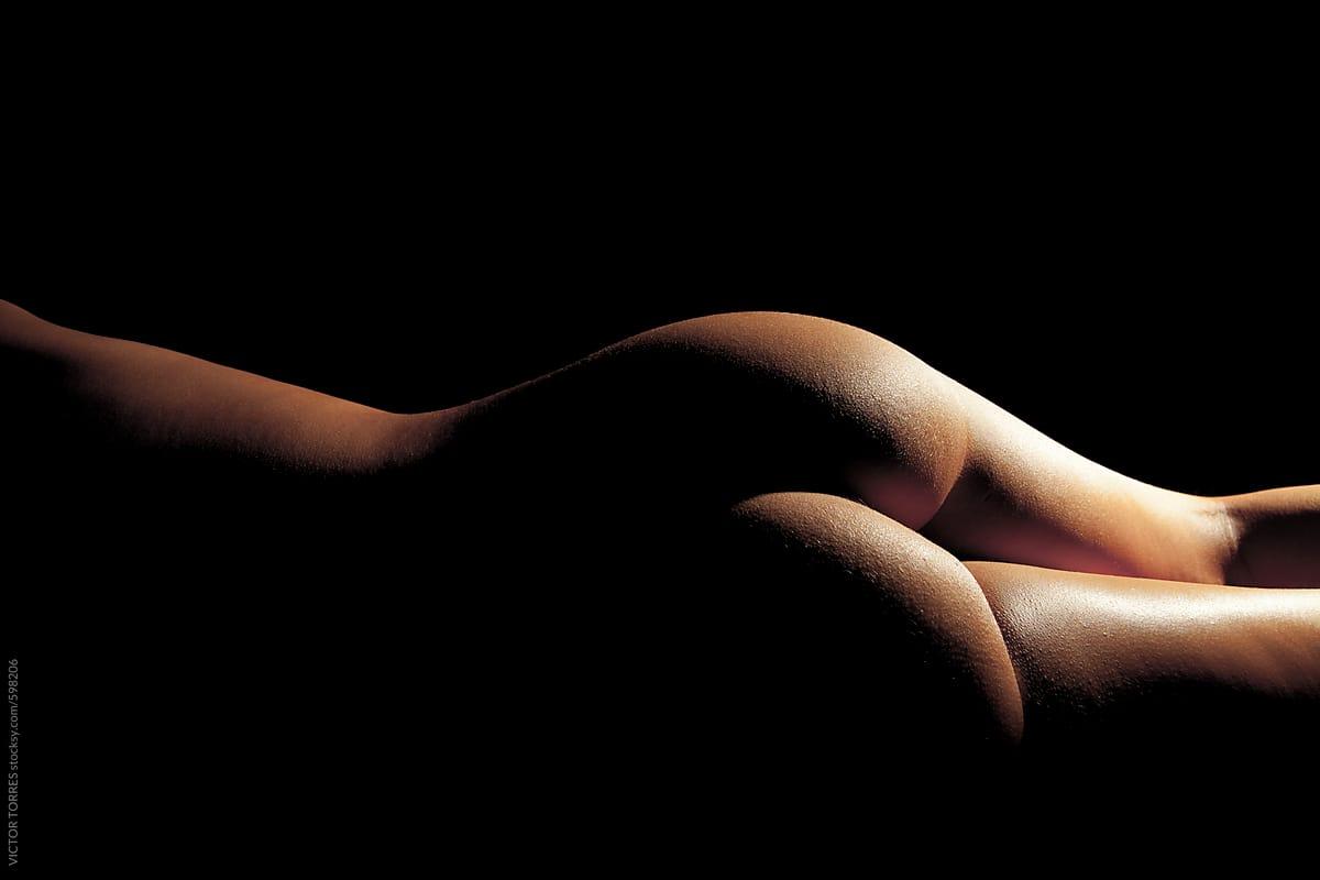 Screensavers women Art nude topic