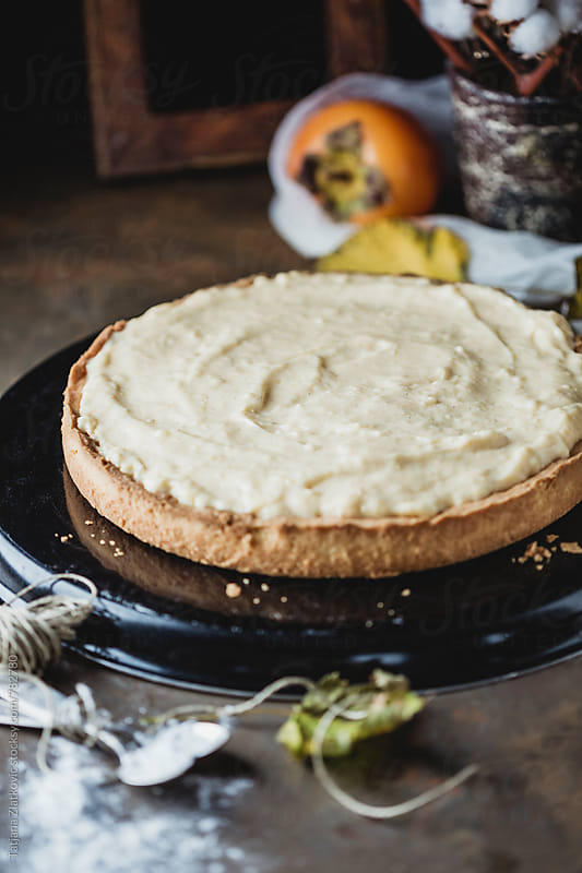 Making tart by Tatjana Ristanic for Stocksy United