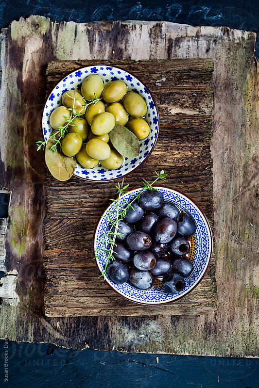 Olives by Susan Brooks-Dammann for Stocksy United