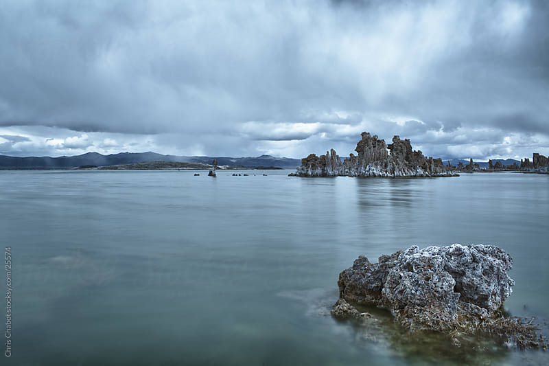 Mono Lake by Chris Chabot for Stocksy United