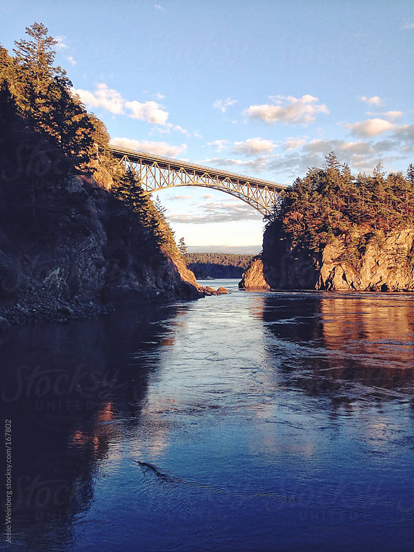 Deception Pass by Jesse Weinberg for Stocksy United
