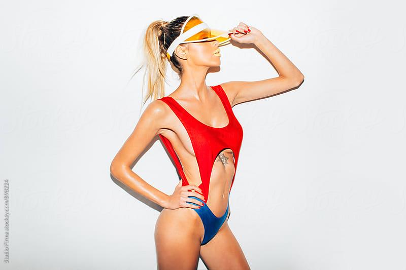 Summer Girl by Studio Firma for Stocksy United