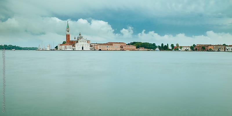 San Giorgio Maggiore Island, Venice by Gary Radler Photography for Stocksy United