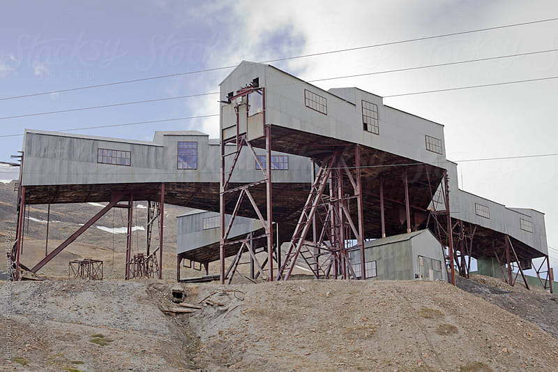 Old mine by Jelena Jojic Tomic for Stocksy United