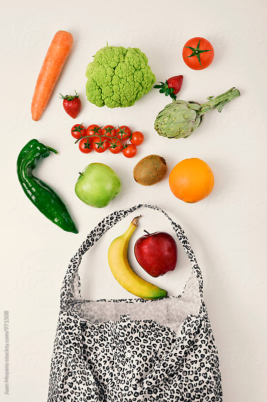 healthy food by juan moyano for Stocksy United