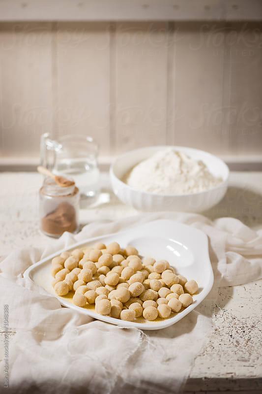 Gnocchi  by Laura Adani for Stocksy United