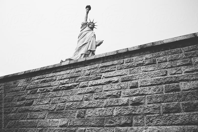 Statue of Liberty, NY, NY, USA by Paul Edmondson for Stocksy United