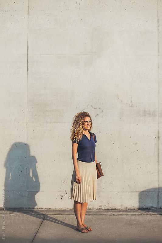 Businesswoman Portrait. by Dijana Tolicki for Stocksy United