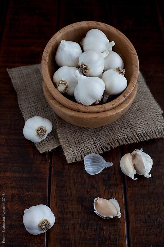 Garlic by Emoke Szabo for Stocksy United