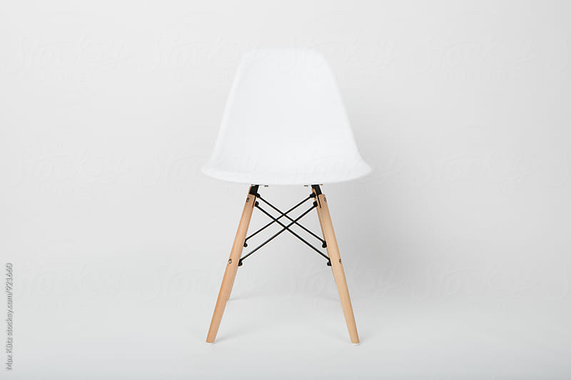 Eames on White. by Max Kütz for Stocksy United