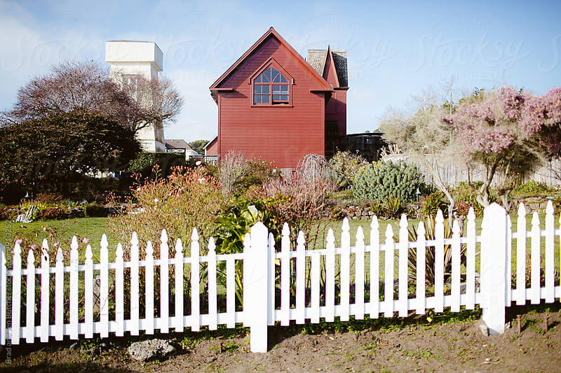 Red House California by Brad and Jen Butcher for Stocksy United