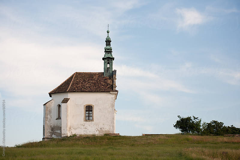 Small chapel. by Gergely Kishonthy for Stocksy United