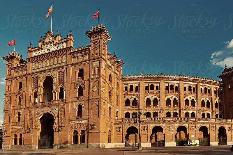 Las Ventas Bullring, Madrid by VICTOR TORRES for Stocksy United
