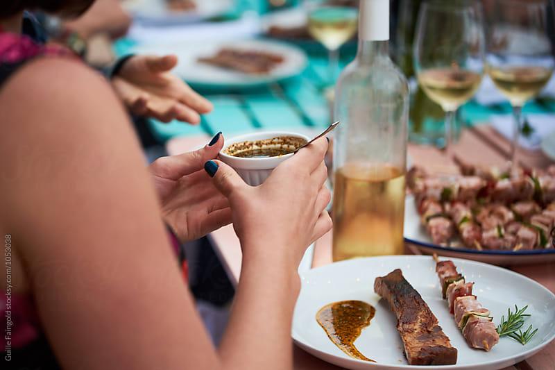 dinner by Guille Faingold for Stocksy United