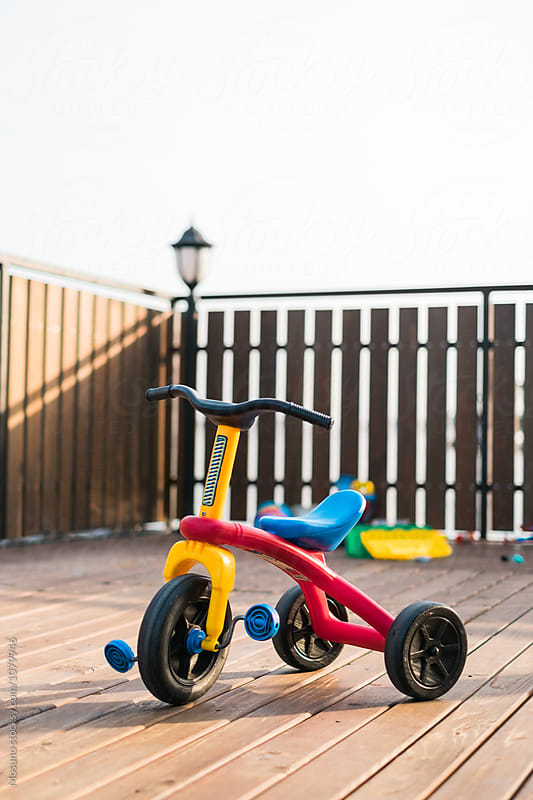 Small Tricycle by Mosuno for Stocksy United