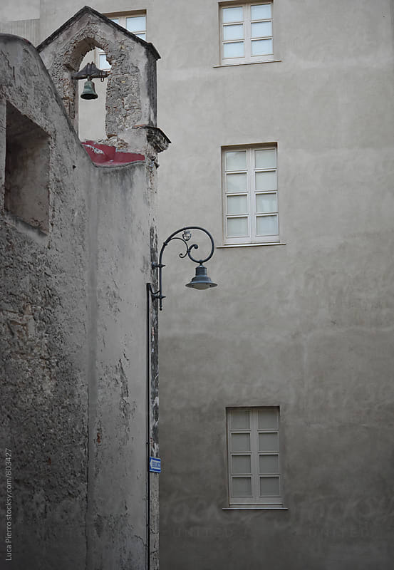 Cagliari old town, Sardinia by Luca Pierro for Stocksy United